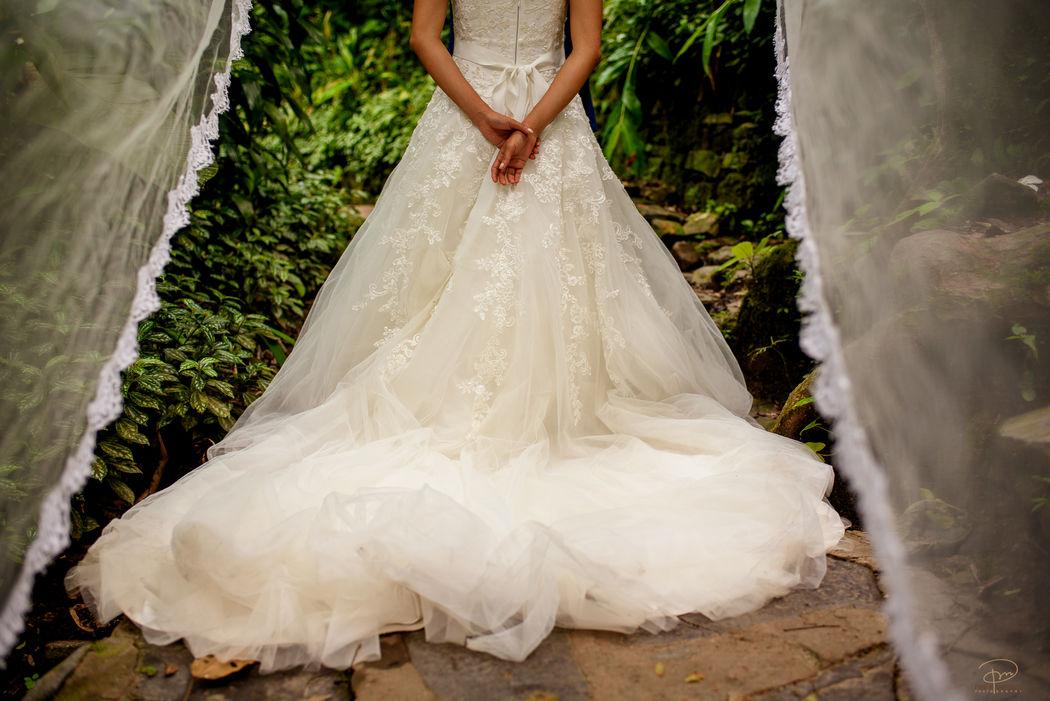 Sesión Trash the Dress en Xilitla