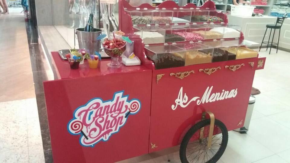 Candy Shop As Meninas