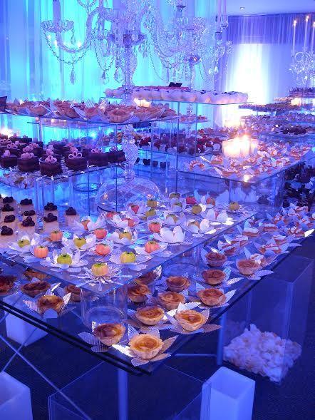 Mesa de Postres - Mariti Wedding Planning and Event Management