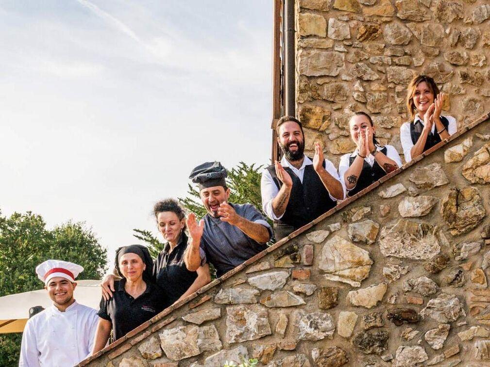 Tenuta Casteani winery & resort