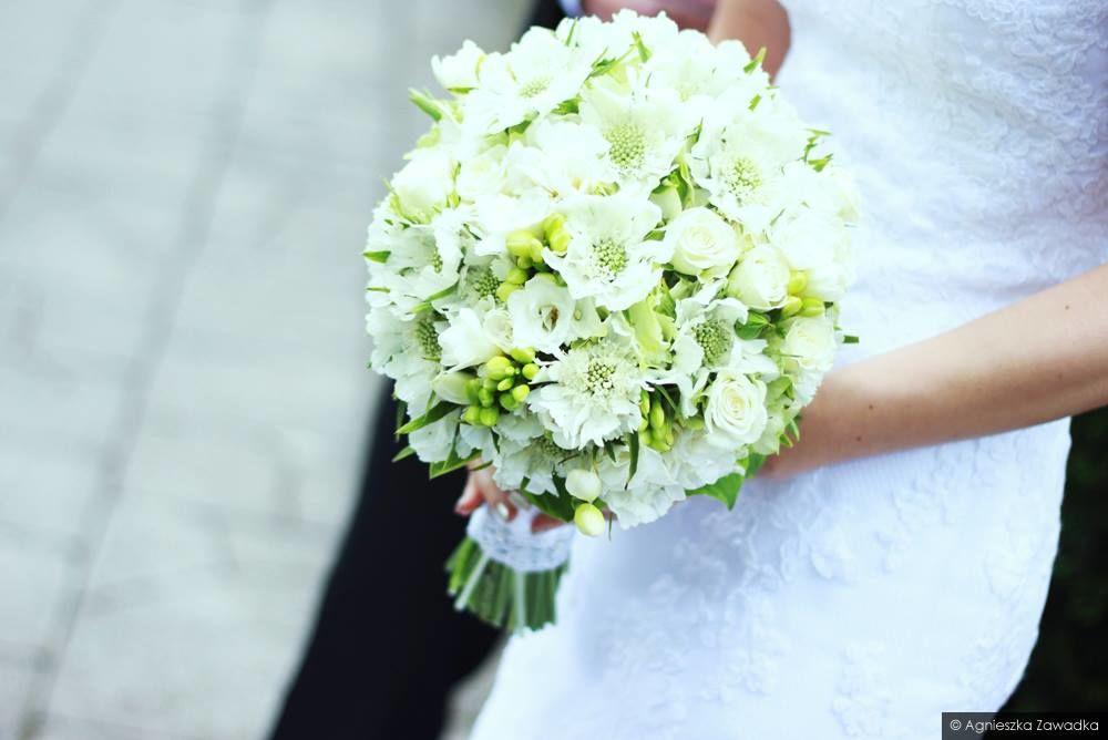 Skabioza, hortensja, róże gałązkowe- oryginalnie i niebanalnie. Cena 280 zł