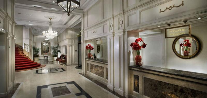 Hotel Gran Meliá Fénix