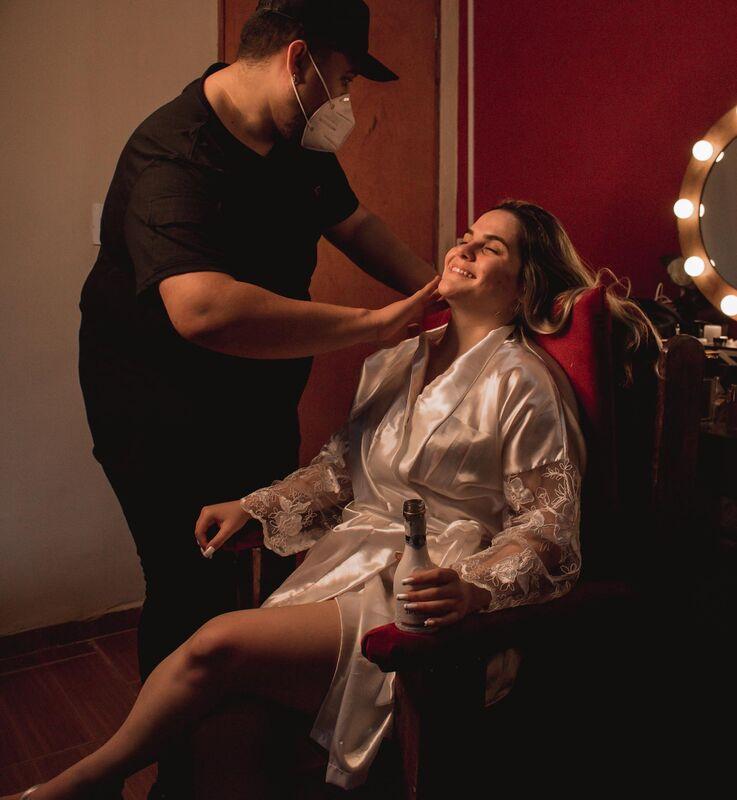 Erik Silva Makeup