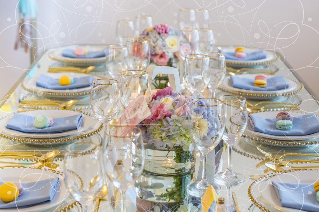 Protocolo, etiqueta y mucho Glamour, en cada evento
