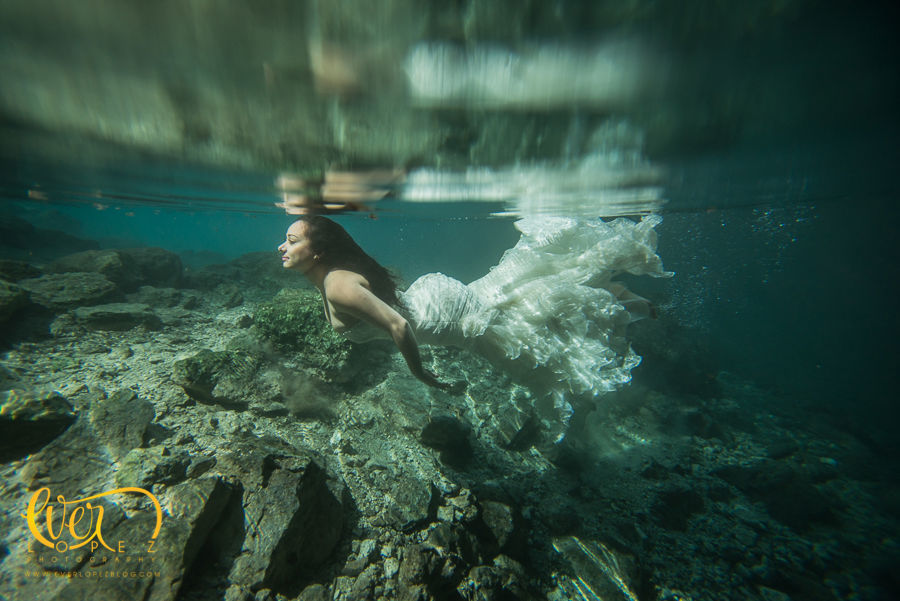 Trash the dress cancun quintana roo Mexico, cenote TTD