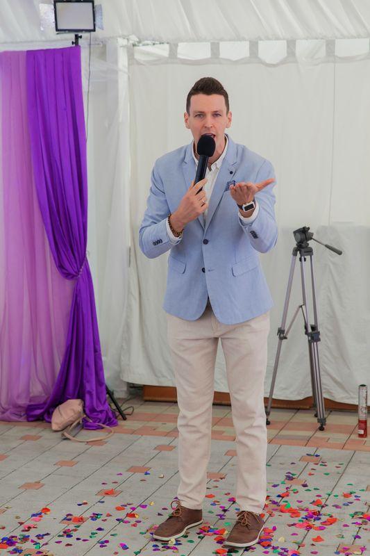 Кирилл Писный ведущий