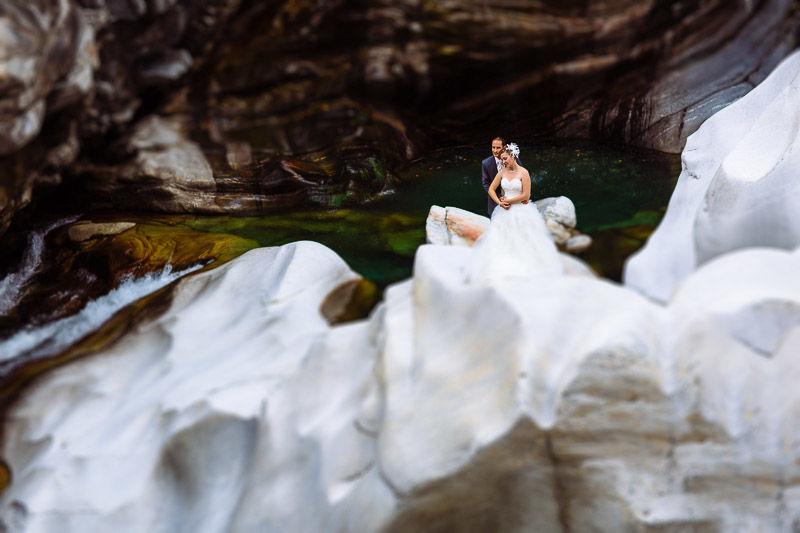 Beispiel: After-Wedding Tessin, Foto: Guido Grauer Hochzeitsfotograf.
