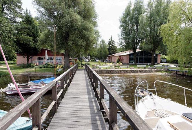 Beispiel: Steg, Foto: Märkisches Gildehaus.