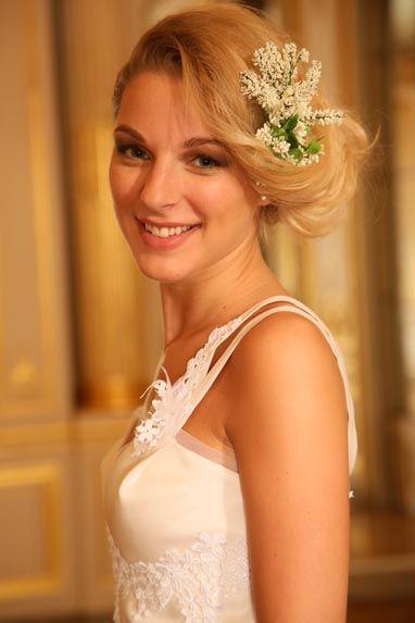 Beaumenay Joannet Paris - Accessoires de mariage fleuris