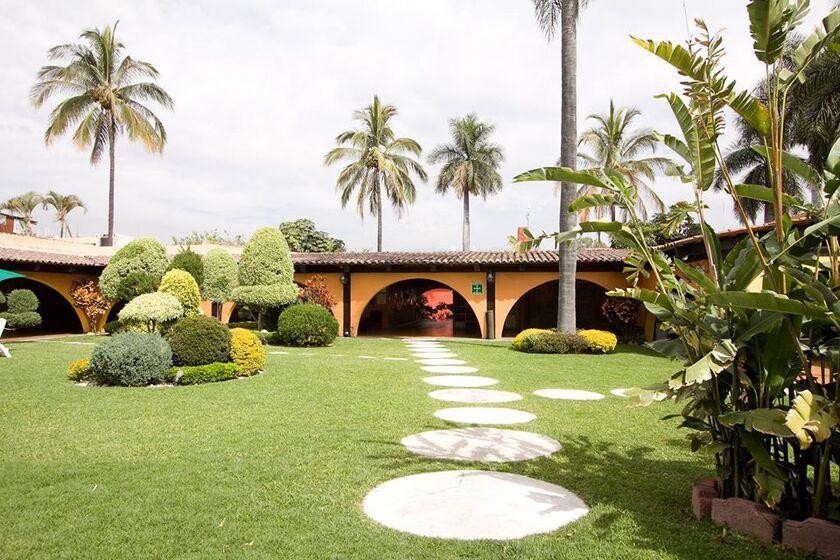 Hotel Hacienda Jiutepec