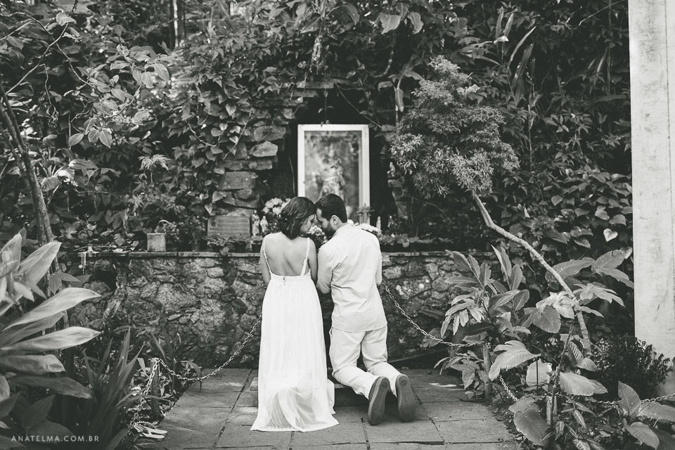 Ana Telma - Casamento: Adriana e Frederico