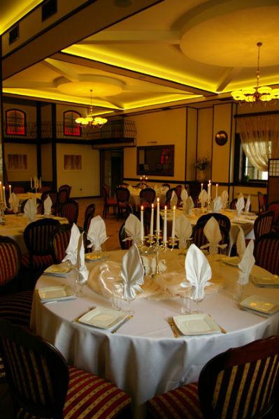 Restauracja Hotel Zodiak