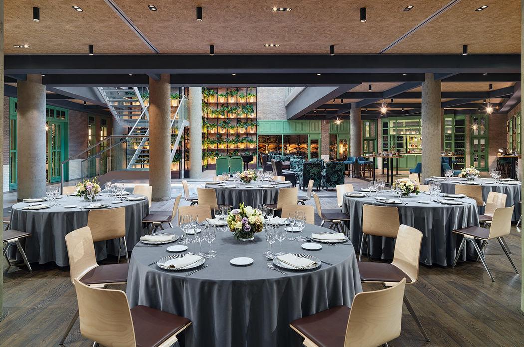 Banquete Salón Marina