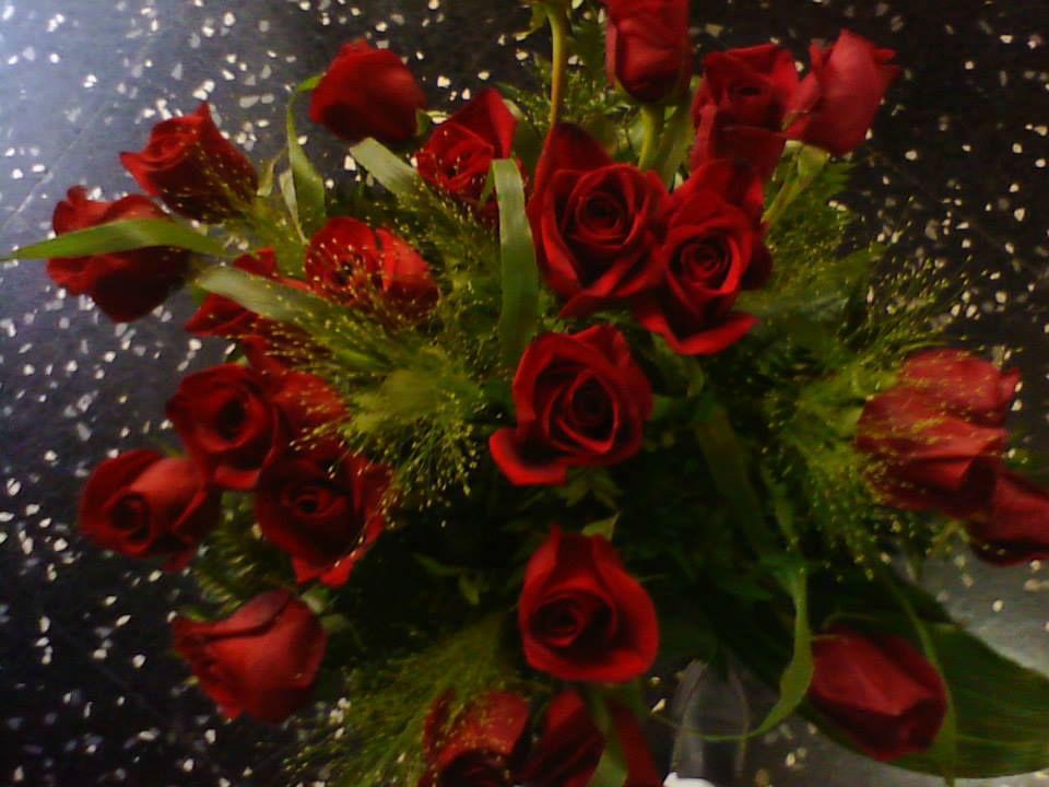 Rosas para San Valentín