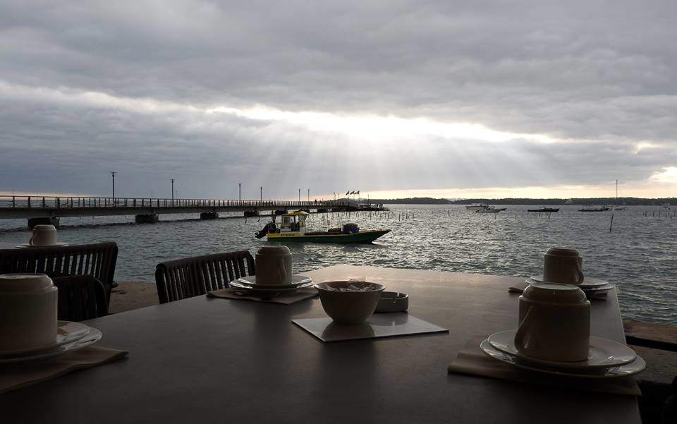 Le Pinasse Café