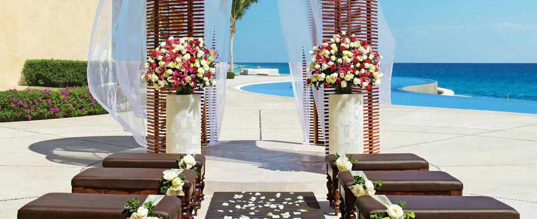 Hotel Secrets Marquis para que celebres tu boda en Los Cabos
