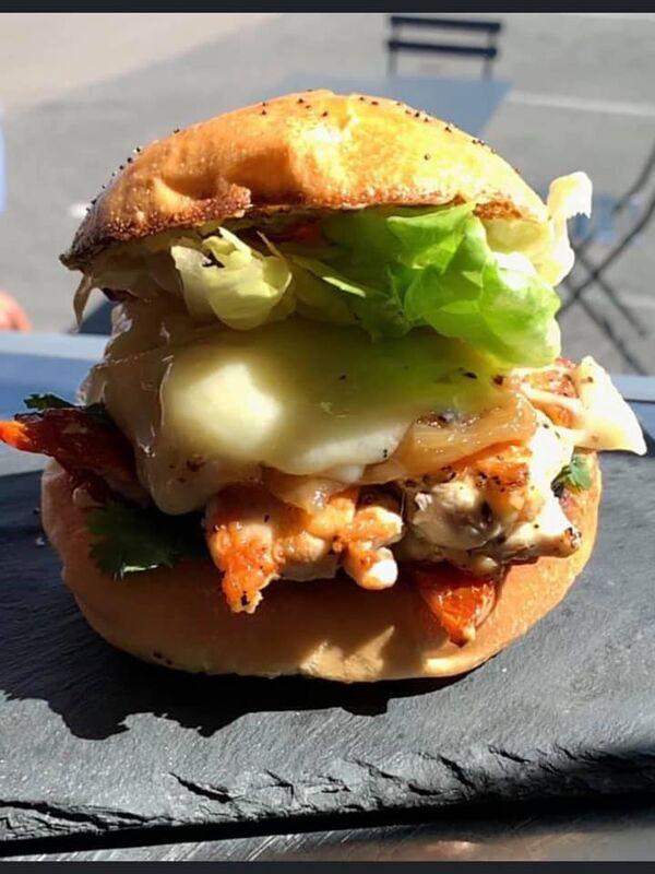 Airstream Burger