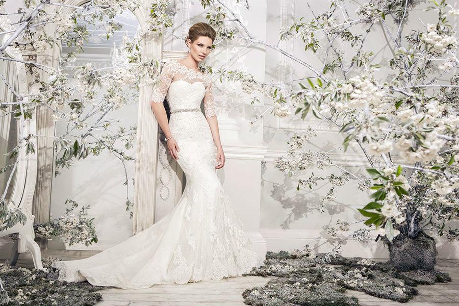 Beispiel: Verzaubern Sie Ihren Bräutigam, Foto: Mery's Couture Bern.