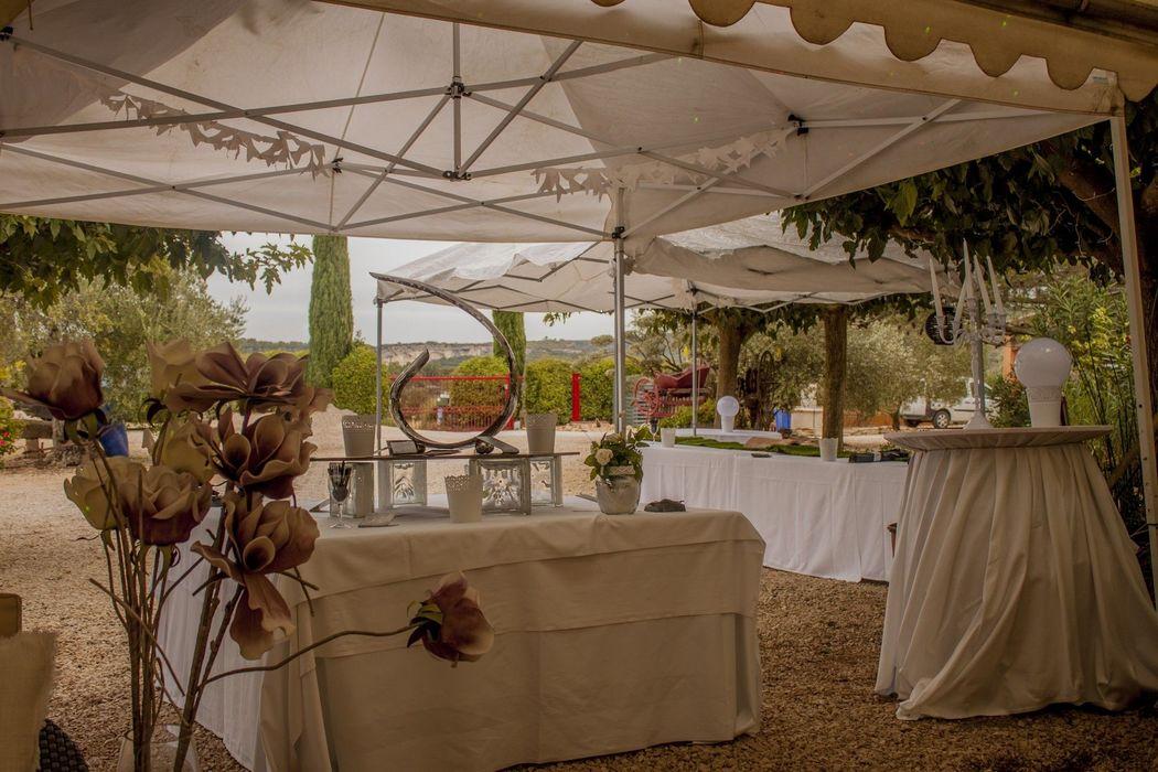 Mariage Tente de réception (Sept 2017)