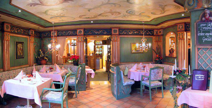 Beispiel: Restaurant, Foto: Romantik Hotel Schweizerhof Grindelwald.