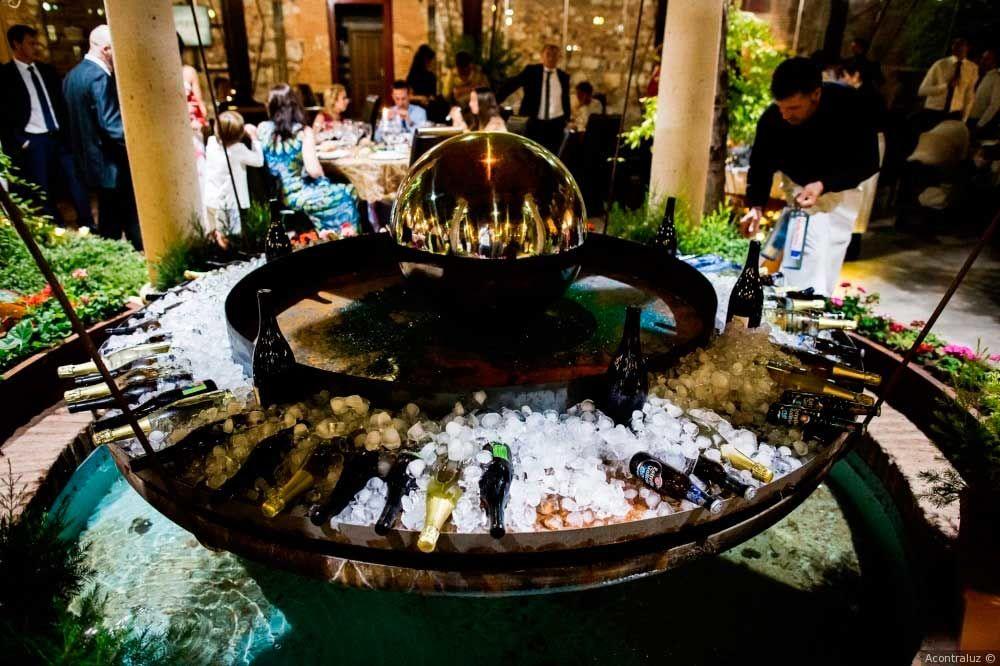 Cold Drink Bar en el Patio de lo Diverso