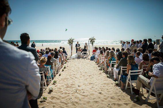 Wedding in Tarifa
