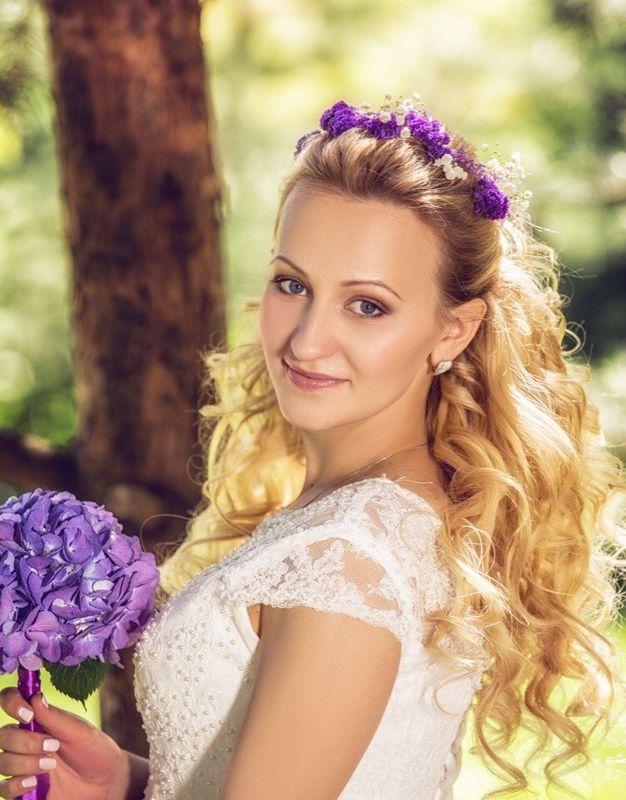Стилист-визажист Анжелика Калинина