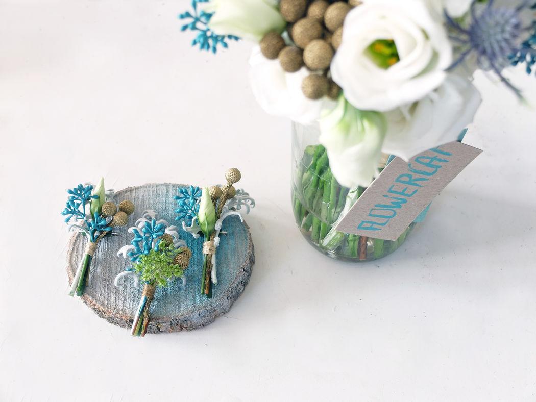 Prendidos Flowercap
