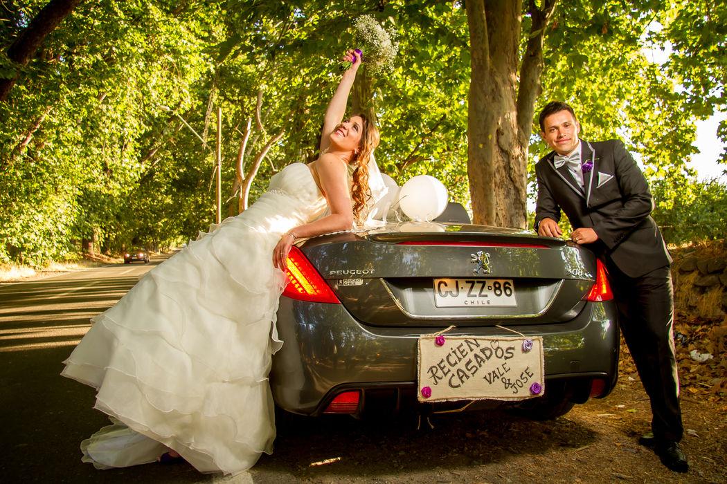 Matrimonio Religioso de Vale y Jose Pirque
