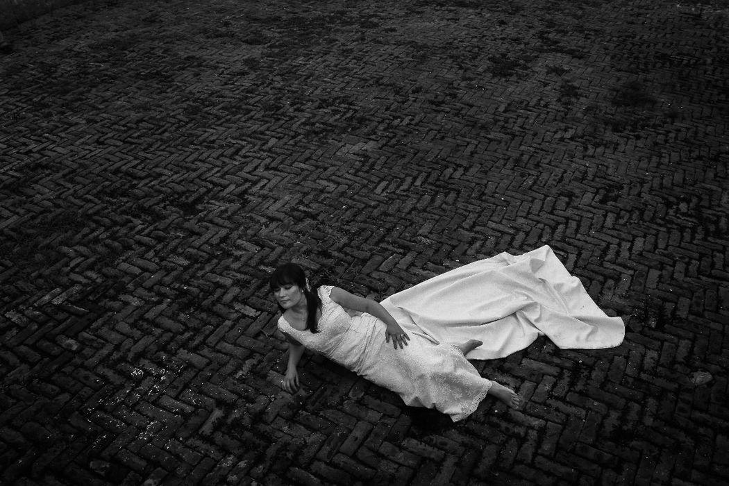 Trash the dress en Hacienda Sepulveda, Lagos de Moreno