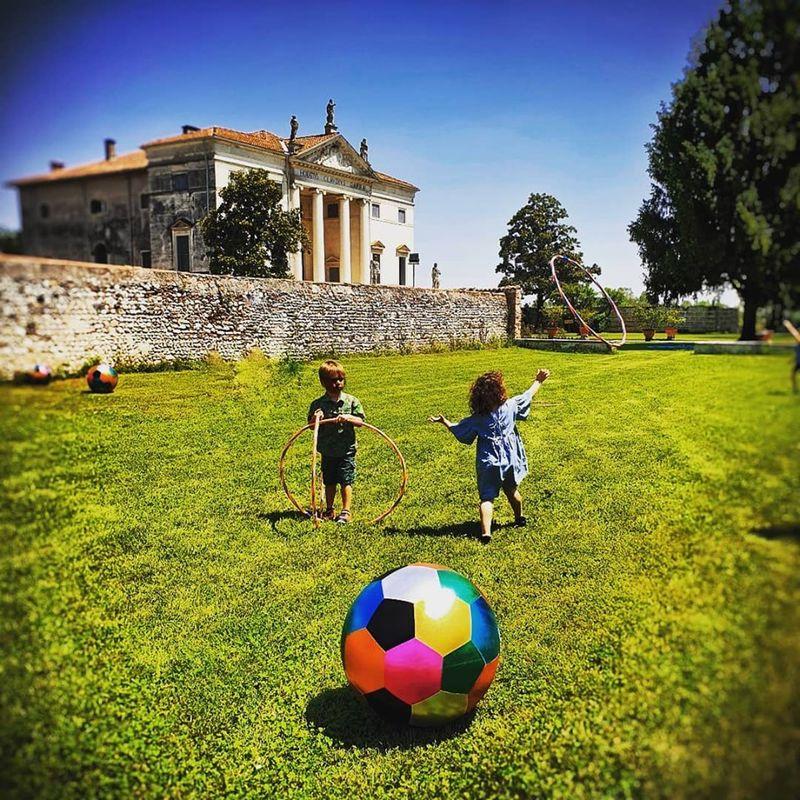 Villa Capra Bassani