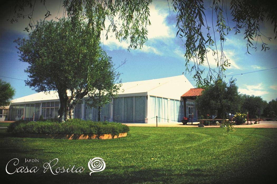 Jardín Casa Rosita