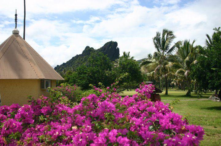 Beispiel: Hotel, Foto: Polynesia-Tours.