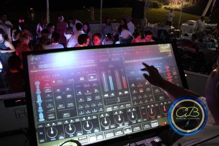 Pantalla IronMan Music Touch