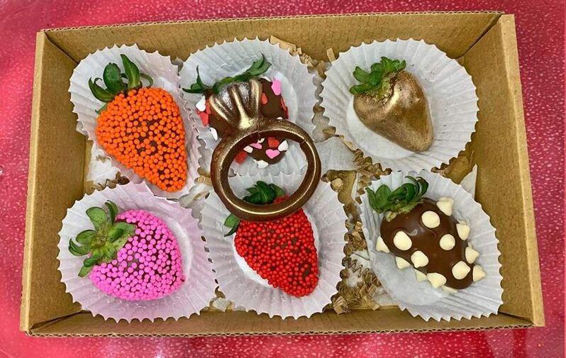 Fragola Al Cioccolato