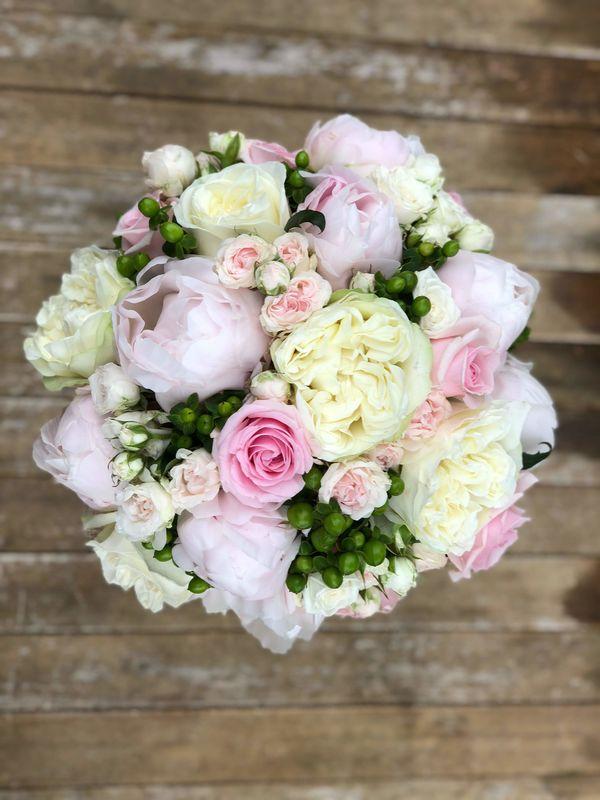 Rose Pivoine by Marilyn