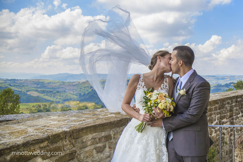 Minotti Wedding Photography