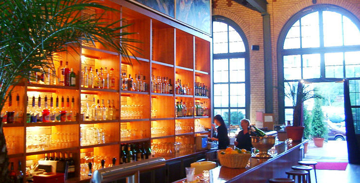 Beispiel: Bar, Foto: Umspannwerk Ost.