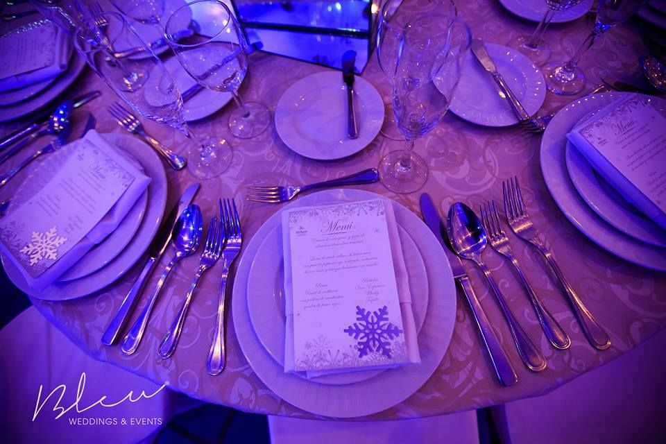 Bleu Weddings