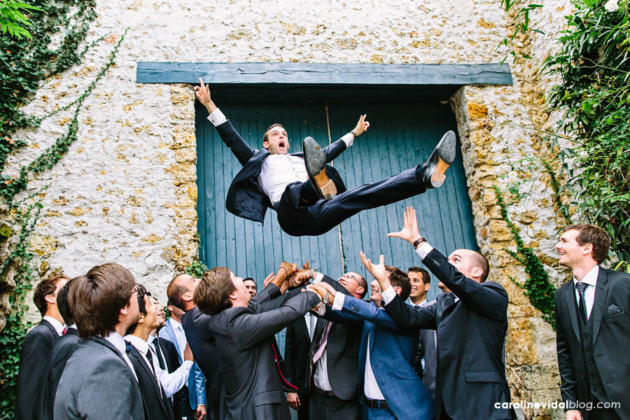 A + B - reportage mariage