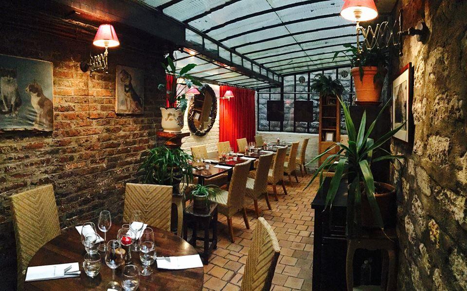 Restaurant Le Coupe Chou