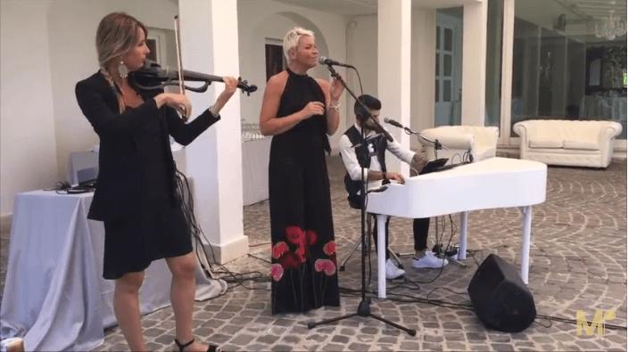 Trio (Piano, Voce e Violino)