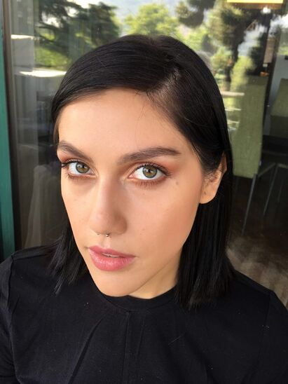 Maria Garces Makeup
