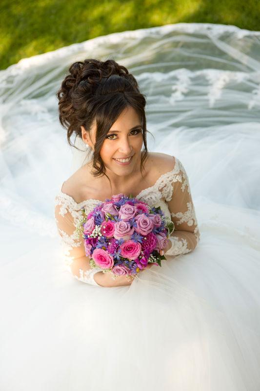 Hochzeitsfoto Büsra