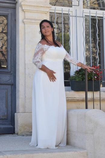 Mariage sous l'Olivier - Robes de mariée