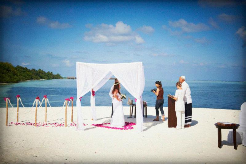 LUX*Resorts Destination Weddings