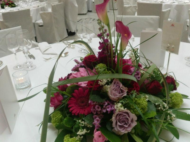 Beispiel: Gestaltung Ihrer Hochzeitsfeier, Foto: Lucia Sposa.