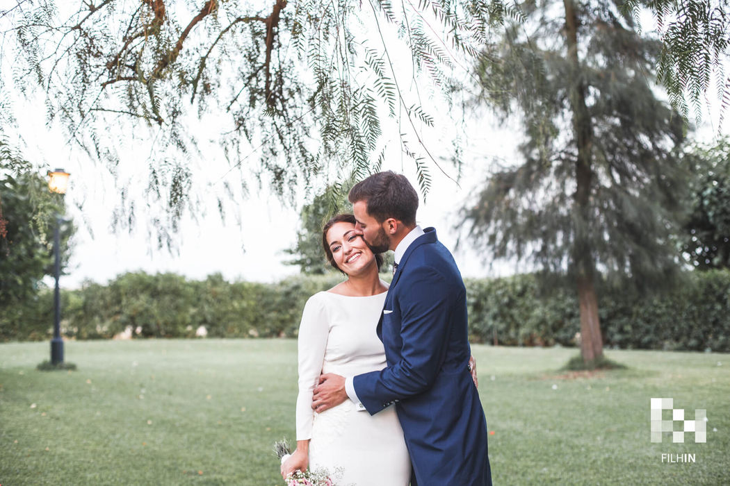 FILHIN | Fotografía de boda natural