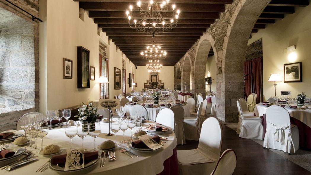 Monasterio de Aciveiro - Pousadas de Compostela