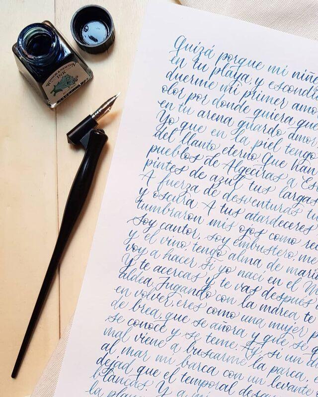 Amat Lettering